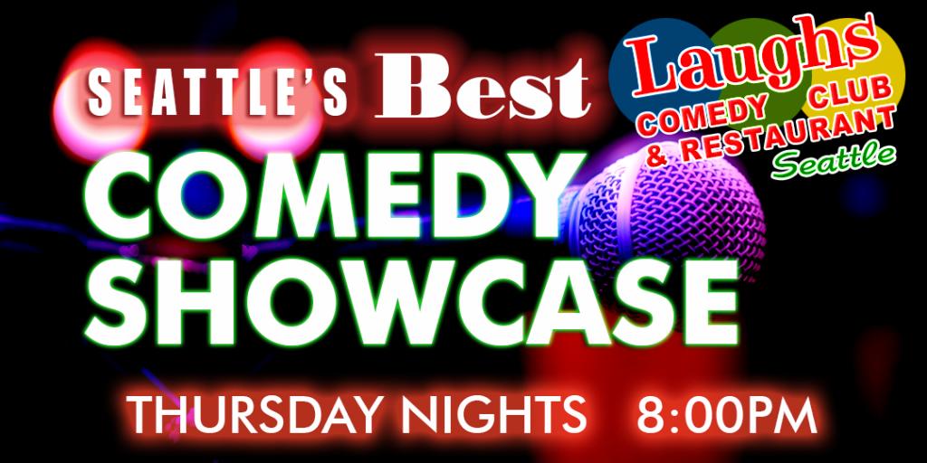 Seattle's Best Comedy Showcase